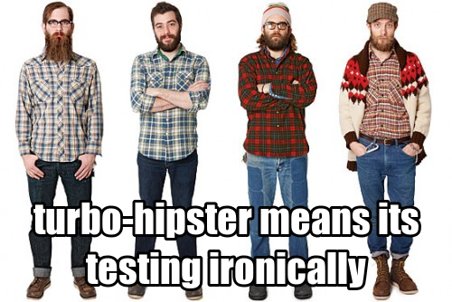 Turbo Hipster Meme